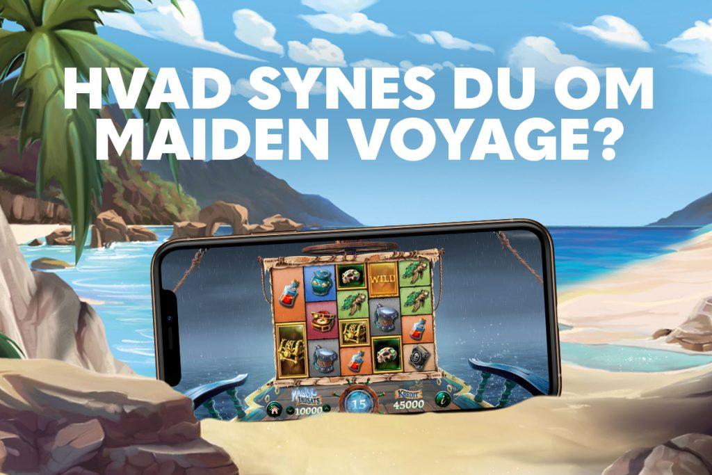 Hvad synes du om Maiden Voyage? 🤩