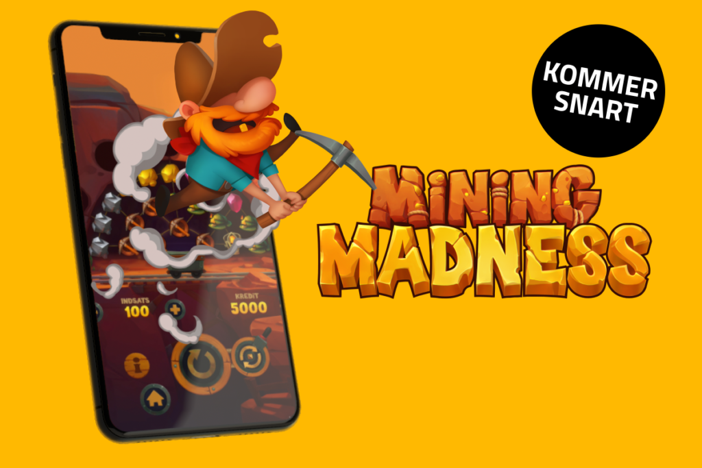 Kommer snart: Mining Madness!